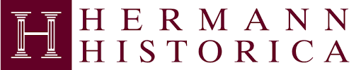 Logo for HermannHistoricaGmbH