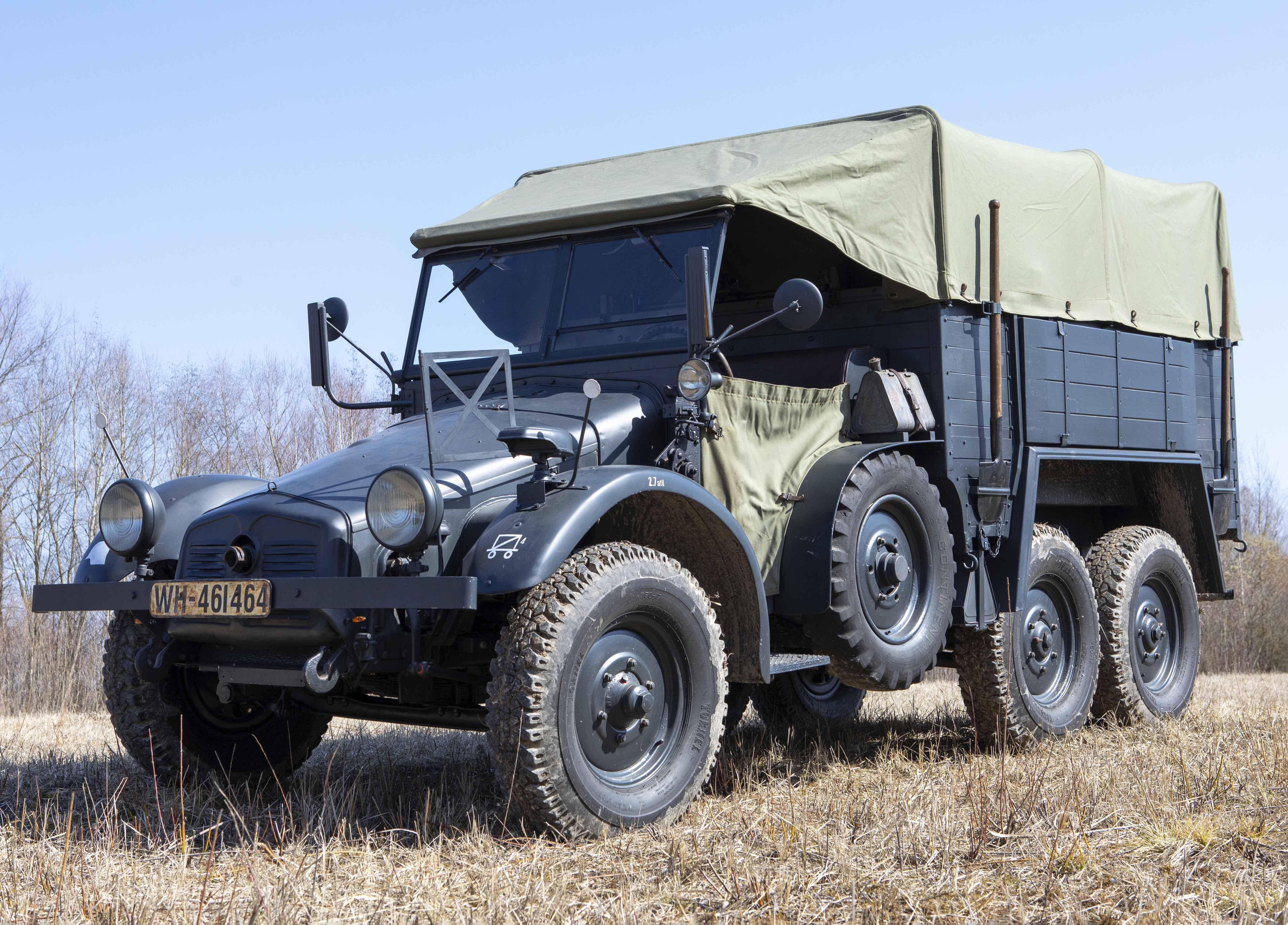Krupp-Protze Mod. 70