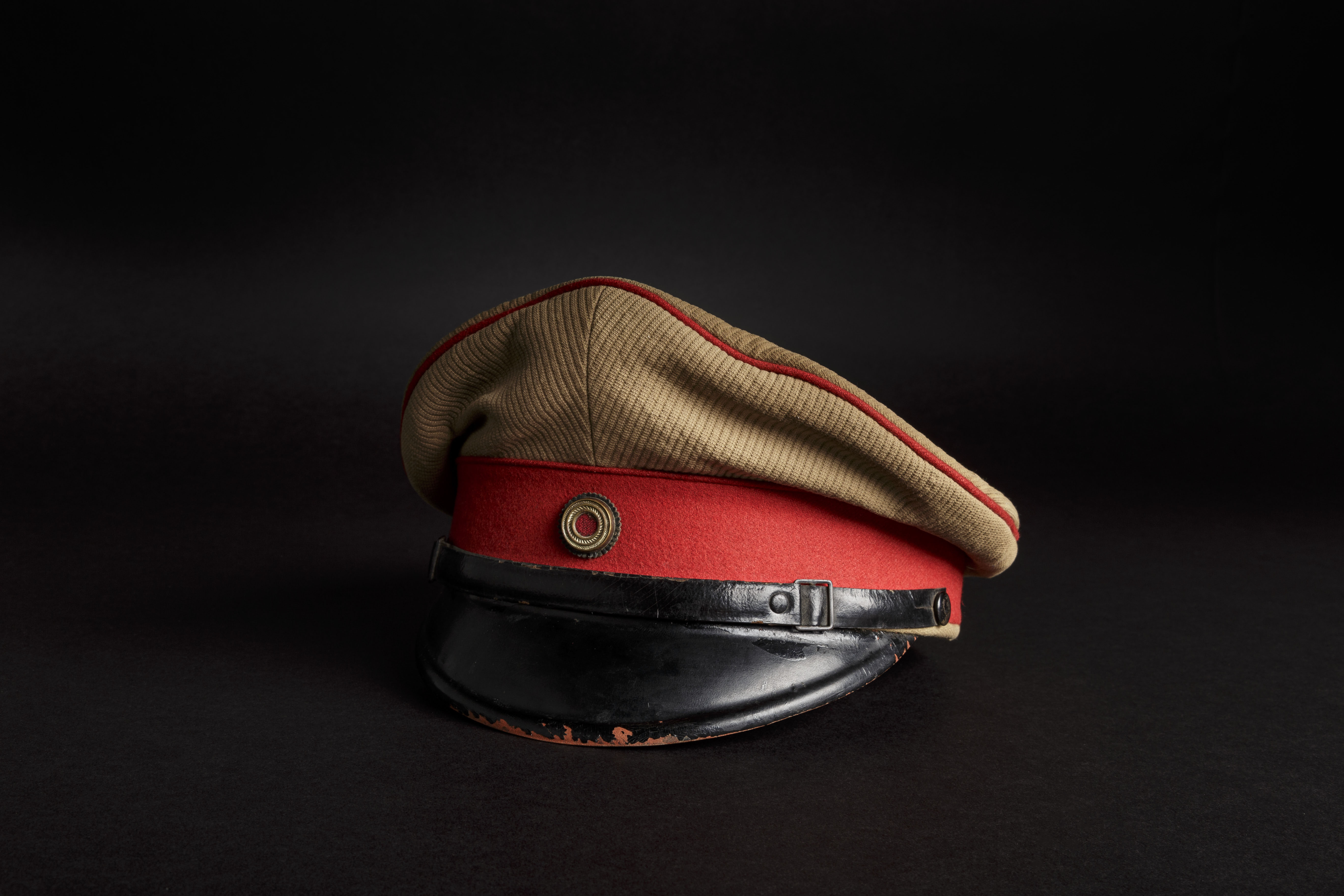 Tropical Uniform Cap for Officers of the Protection Troop