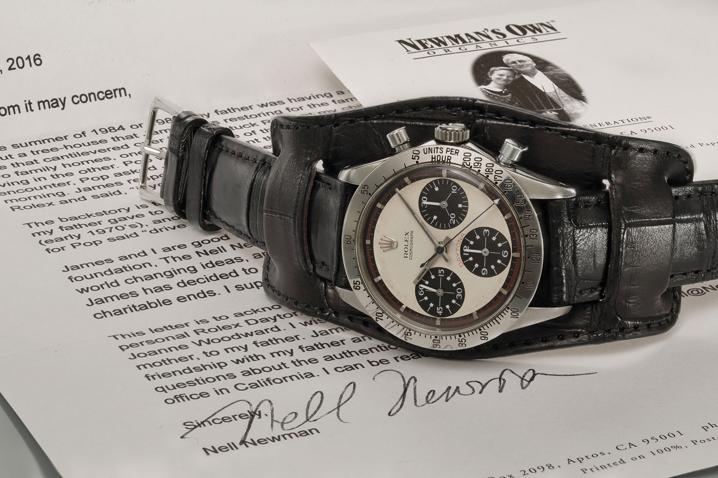 Paul Newman Rolex Watch