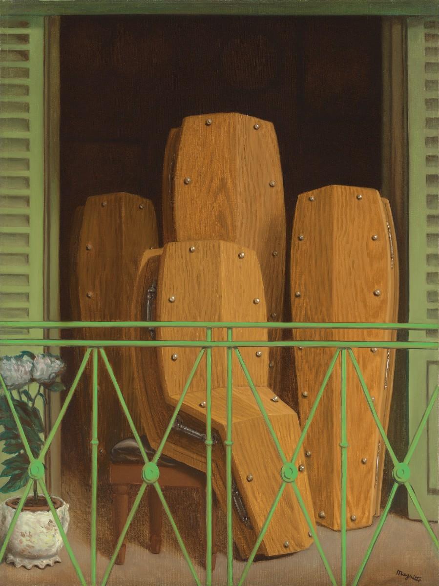 Perspective: Le balcon de Manet