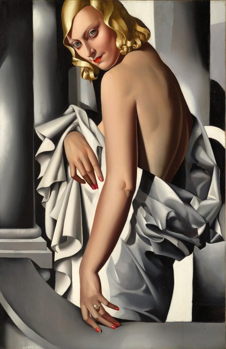 Portrait de Marjorie Ferry