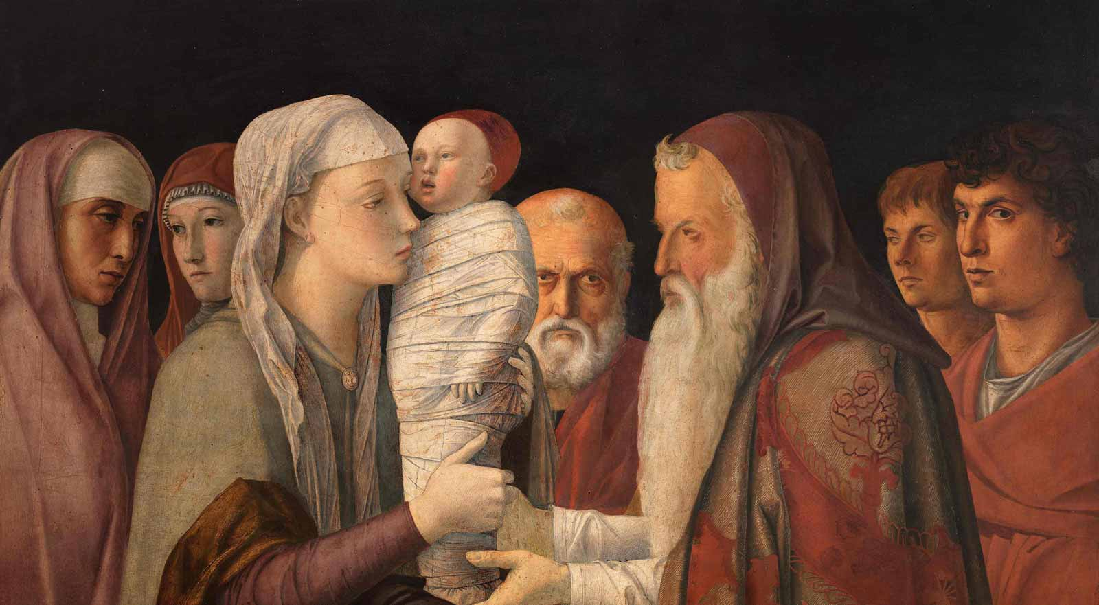 Image result for passing on a letter in renaissance painting