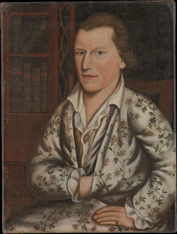 Portrait of William Duguid