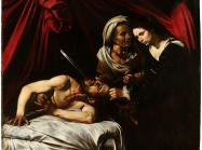 Caravaggio, Judith and Holofernes, 1607