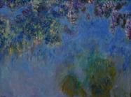 Claude Monet, Wisteria, 1917-1920