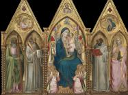 Altarpieces with many saints