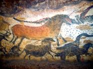 Reproduction of Lascaux artwork in Lascaux II