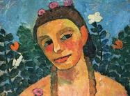 paula modersohn-becker self-portrait