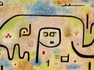 Paul Klee abstract painting