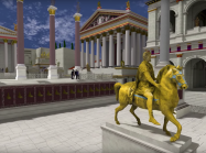 Ancient Rome — Reborn — thanks to virtual reality