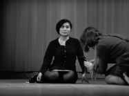 Early performance art from 1960s