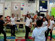 publicly funded arts programs in schools