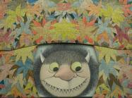 Maurice Sendak (1928-2012), Diorama of Moishe scrim and flower proscenium (Where the Wild Things Are), 1979-1983