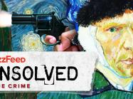 Was Vincent van Gogh truly a tortured genius who took his own life, or was he the unfortunate victim of an accidental murder?