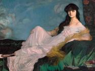 Portrait of the Countess Mathieu de Noailles, 1913.