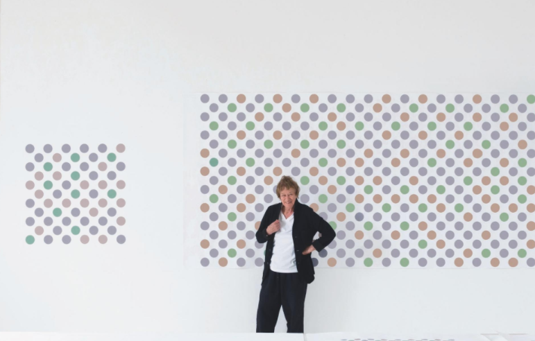 bridget riley shares new works art and object