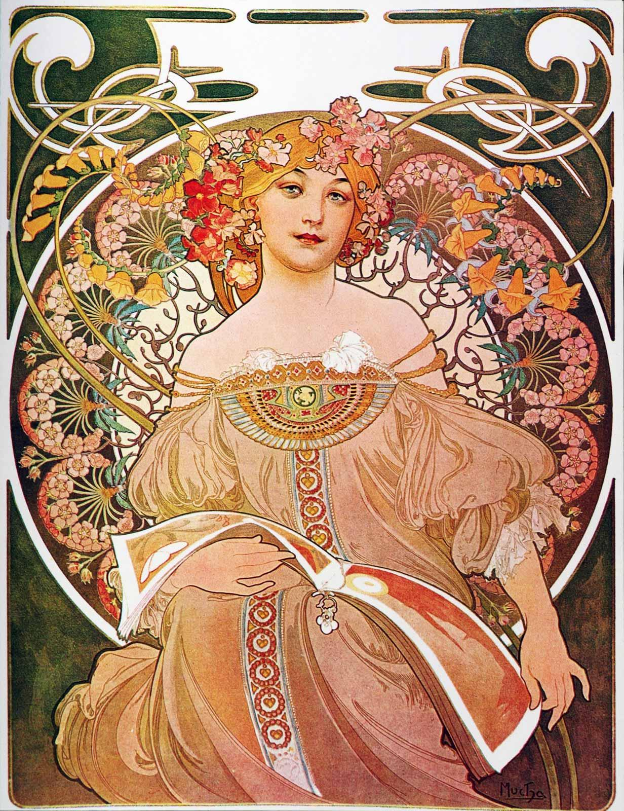 New Museum Debuts with Alphonse Mucha and Art Nouveau ...