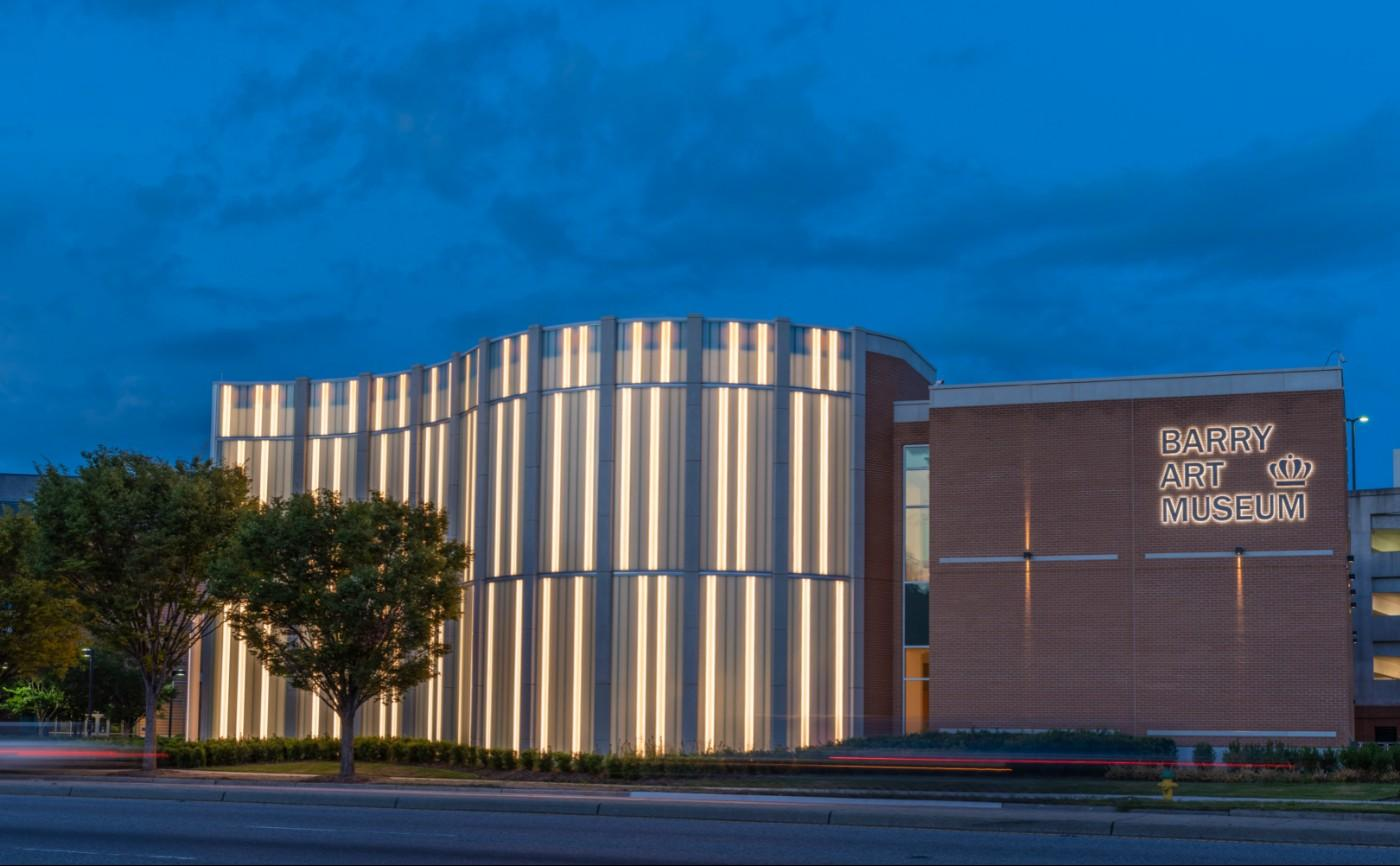 Barry Art Museum Opens Doors At Old Dominion University