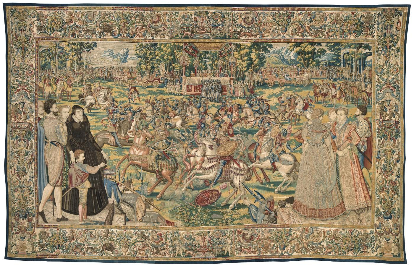 Valois Tapestries