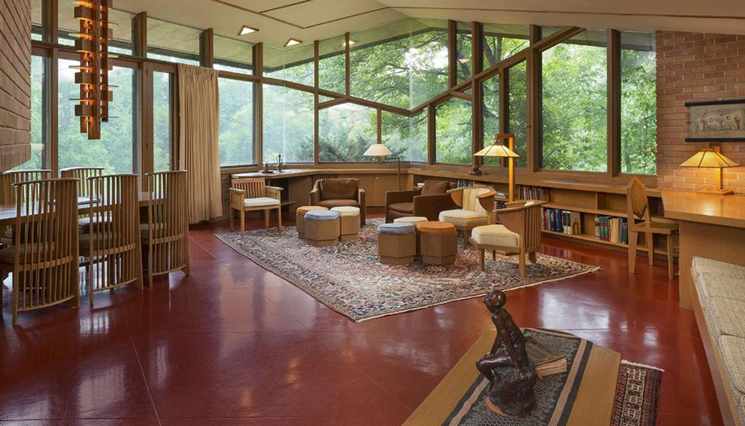 frank lloyd wright furniture completing the vision