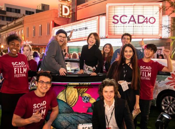 SCAD Opening Night Reception