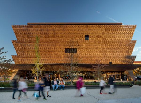 Smithsonian National Museum of African American Arts and Culture