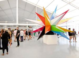 Installation by Okuda San Miguel
