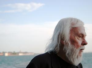 John Baldessari in Venice, 2009