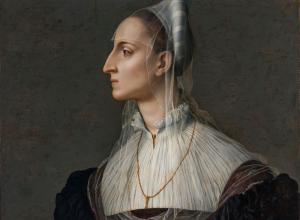 Bronzino (Agnolo di Cosimo di Mariano), Italian, Monticelli 1503–1572, Florence Laura Battiferri, ca. 1560.