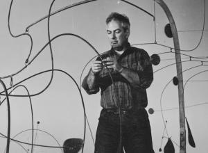 Calder Working