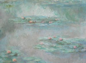 Claude Monet (1840 - 1926), Nymphéas, 1908