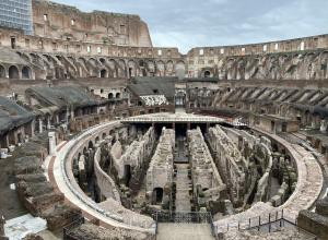 The Colosseum today. Photo by Chris Siwicki