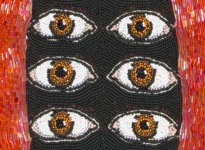 Caroline Wayne beadwork