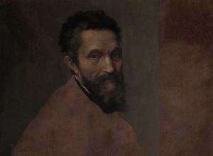 Daniele da Volterra, detail of Michelangelo Buonarroti, circa 1545. The Metropolitan Museum of Art. Gift of Clarence Dillon, 1977.