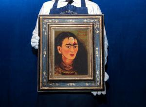 FRIDA KAHLO'S DIEGO Y YO (DIEGO AND I) Estimate in Excess of $30 Million Modern Evening Sale, November