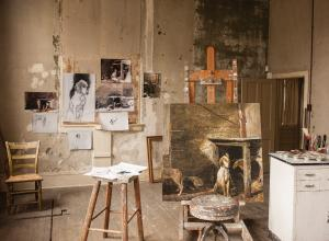 Andrew Wyeth Studio