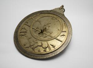 Astrolabe with Lunar Mansions
