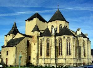 Cathedrale Oloron-Sainte-Marie