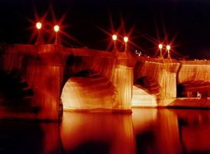 The Pont de Neuf, Wrapped, 1985.