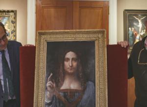 Robert Simon (left), Alexander Parish (right).