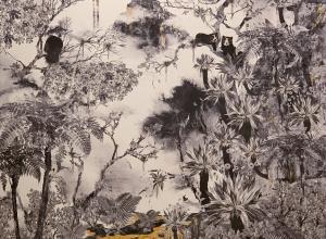 Tatiana Arocha landscape painting