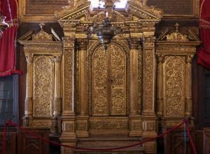 Synagogue Interior, Venice