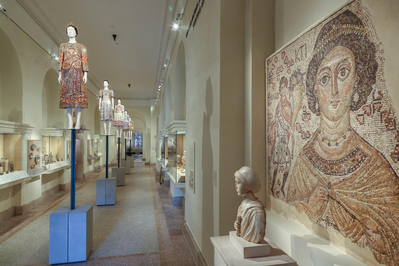 The Met Fifth Avenue Gallery View, Mary and Michael Jaharis Galleries for Byzantine Art