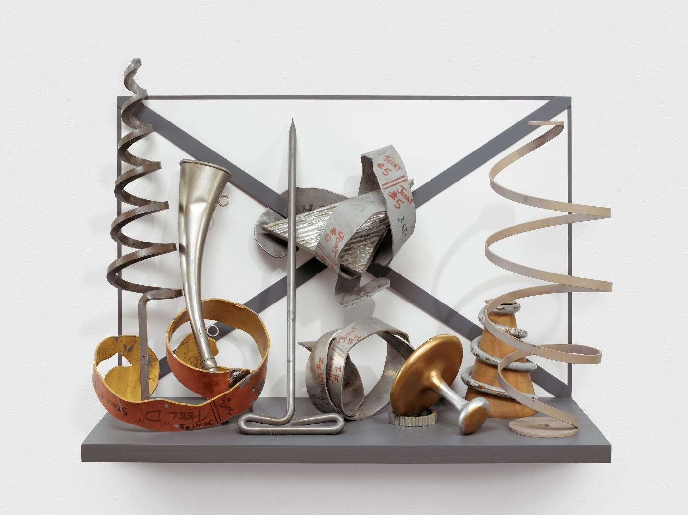 Claes Oldenburg (American (born in Sweden, 1929)), Shelf Life Number 15, 2016-2017