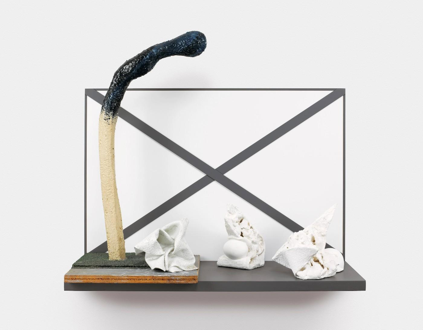 Claes Oldenburg (American (born in Sweden, 1929)), Shelf Life Number 14, 2016-2017