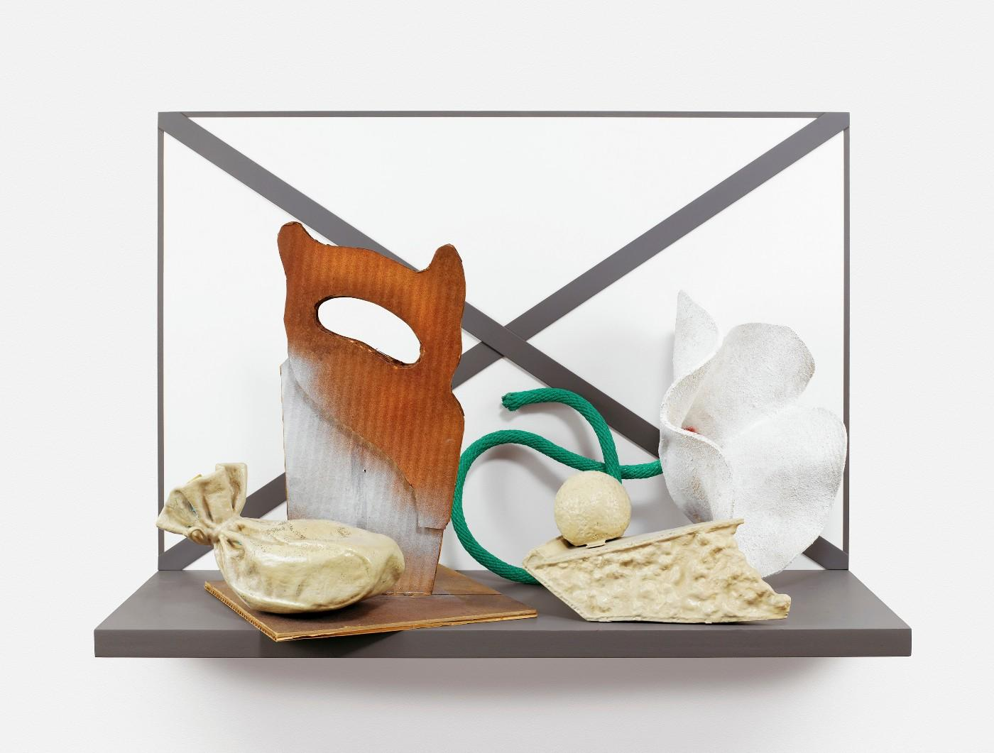 Claes Oldenburg (American (born in Sweden, 1929)), Shelf Life Number 13, 2016-2017