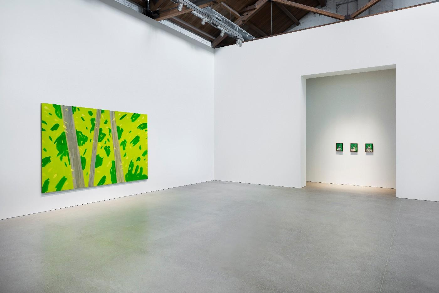 Alex Katz: Grass and Trees