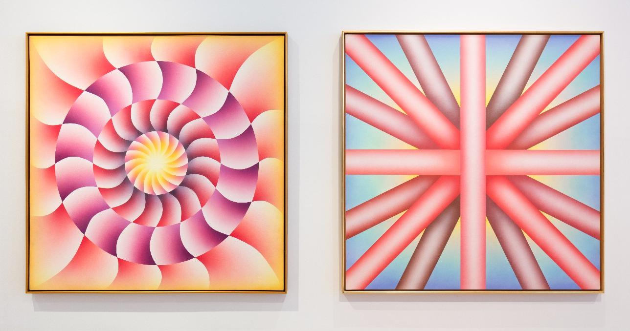Judy Chicago: A Reckoning Installation View