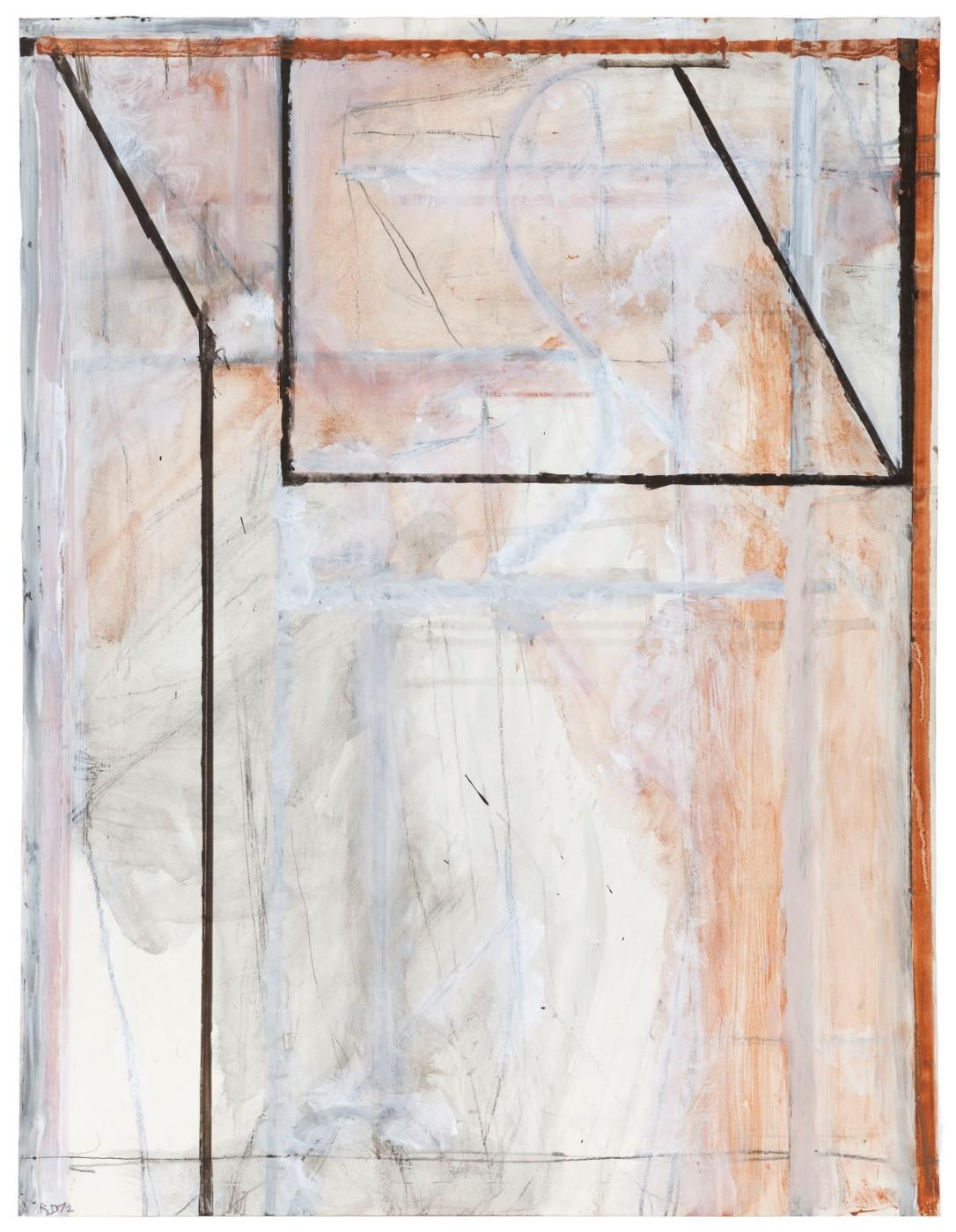 Richard Diebenkorn (1922-1993), Untitled, 1972